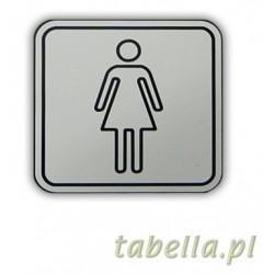 Oznaczenie toalety (10 x 10...