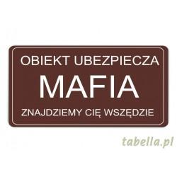 Mafia (29 x 15 cm)